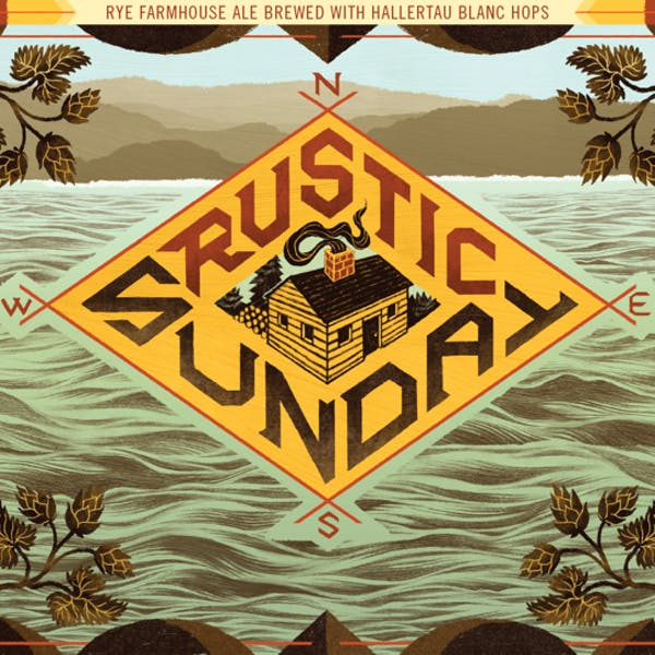 Rustic Sunday