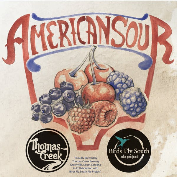 American Sour: Black Currant