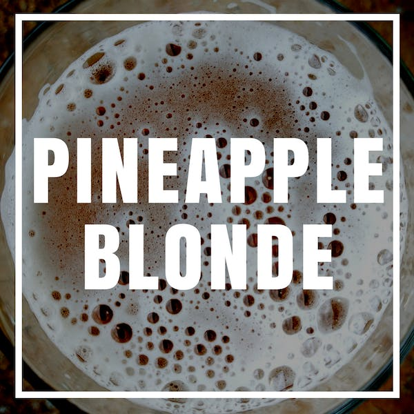 Pineapple Blonde