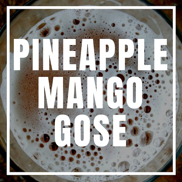 Pineapple Mango Gose