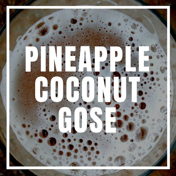 Pineapple Coconut Gose