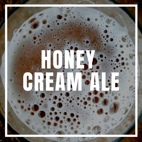 Honey Cream Ale