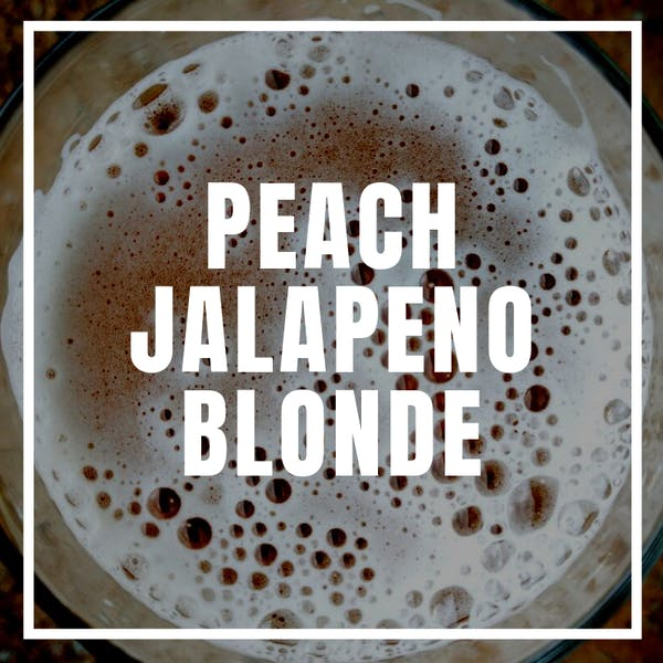 Peach Jalapeno Blonde