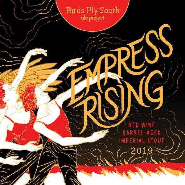 Empress Rising: Red Wine