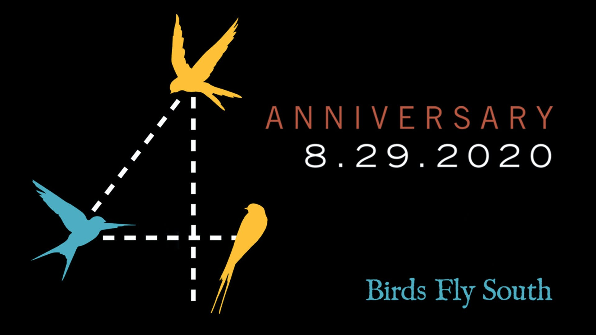 BFS Anniversary Website Banner 2 color on black
